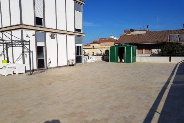 Locazione Ufficio A/10 Eur Cecchignola E. 1.400