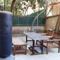 Locazione bilocale con giardino Nomentano Via Pais E 800