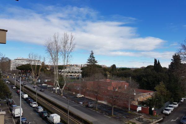 Locazione quadrilocale Flaminio Viale Tiziano E 1980