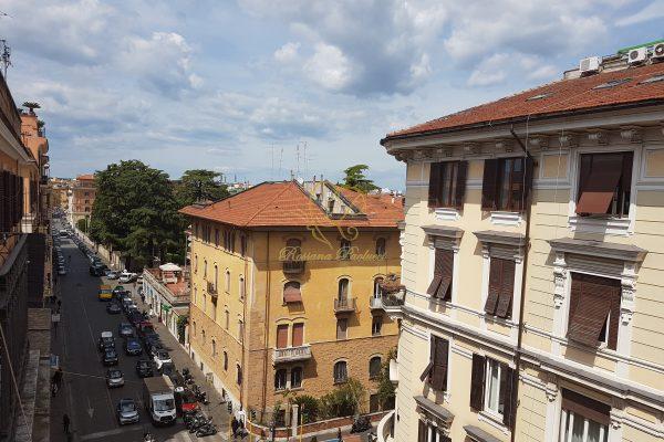 Locazione ampio trilocale Piazza Fiume Via Salaria E 1500