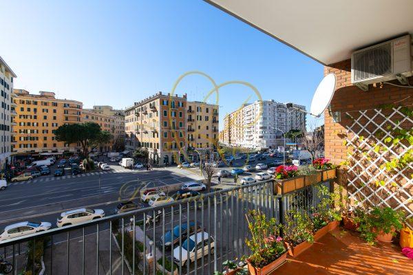 Vendita quadrilocale Appia Piazza Alberone E 520000