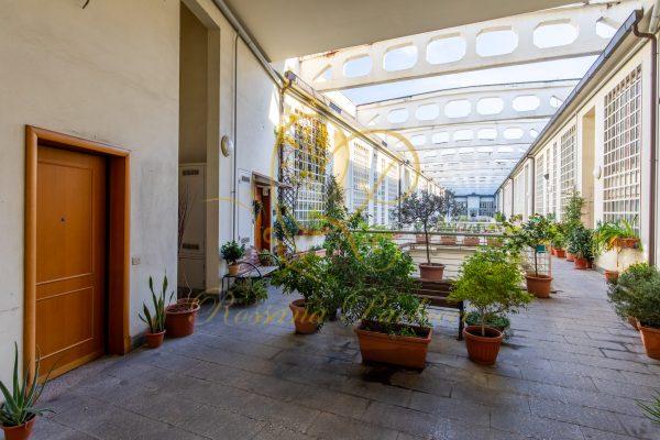 Vendita appartamento bilivelli Porta Maggiore Via Casilina E 280000