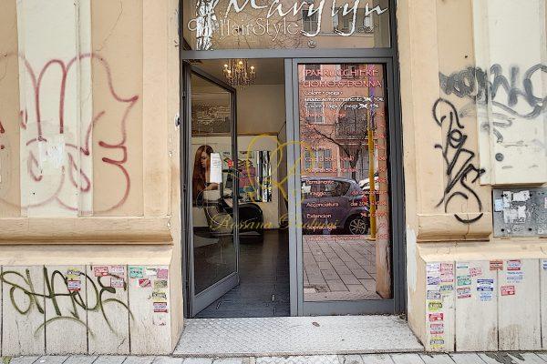 Locazione locale commerciale San Giovanni Via Rimini E 800